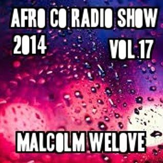 Afro Co Radio Show 2014 Vol 17