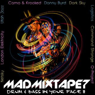 Madmixtape7 Drum&Bass In Your Face II