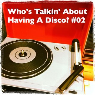 Thomas Dusseune - Who's Talkin' About Having A Disco @ Balthazar Vol.2
