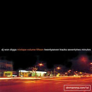 DJ Digga mixtape vol. 15 (2000)