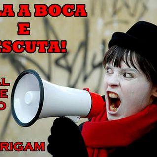 DJ Iorigam - Cala a Boca e Escuta! ( Set Tribal House Julho 2013 )