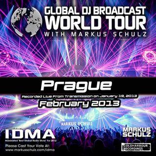 Global DJ Broadcast Feb 07 2013 - World Tour: Prague