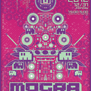 LIVE at Mogra - DJ Shimamura with MC Stone 12.31.2012