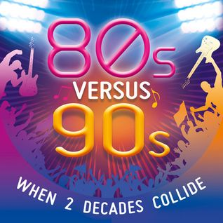 80's vs. 90's: When Two Decades Collide
