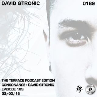 The Terrace Podcast Episode 189 - David Gtronic