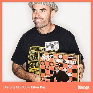 Discogs Mix 38- Eilon Paz