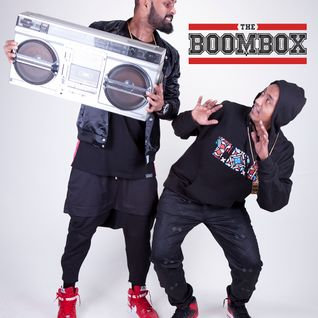 The Boombox on Capital FM ( Every Saturdays 5-7PM ) MIX #03