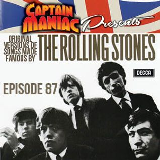 Episode 87 - Original Versions of Songs Recorded by The Rolling Stones