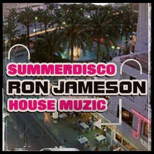 Summer Disco Love - Ron Jameson -Cloudcast