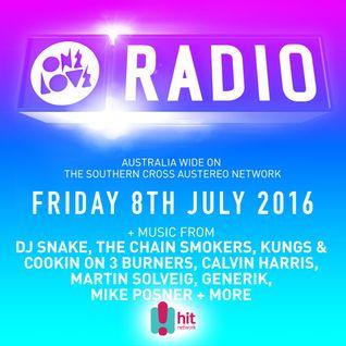 onelove radio 8th July 2016