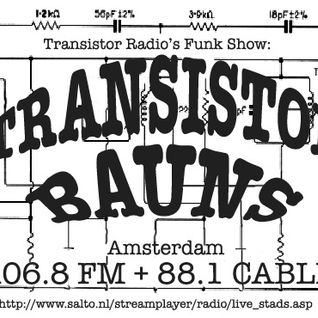 TransistorFunk Radio APRIL 2003 pt1