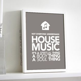 For The Dedication 2 House Music.