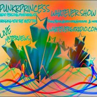 PunkrPrincess Whatever Show Worldwide DIY recorded live 5/2/15