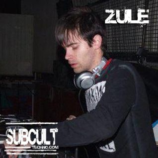 Zule - SUB CULT Sessions 2011 www.subculttechno.com