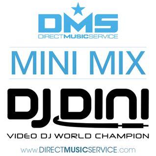 DMS MINI MIX WEEK #237 DJ DINI