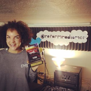 The Award Winning Jenna G on Reform Radio