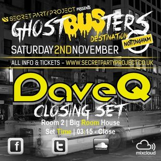 Halloween with the Secret Party Project | GhostBUSters | Room 2 Closing Set