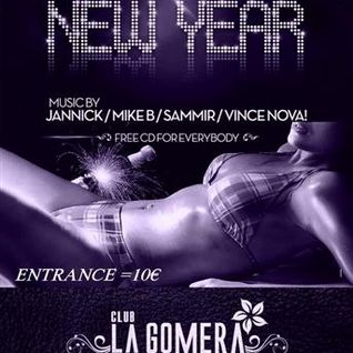 dj Jannick @ La Gomera New Year 31-12-2011