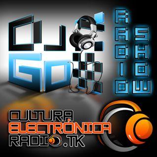 27/01/2012 Radioshow - DJ Go @ Cultura Elcetronica Radio (Friday Trance)