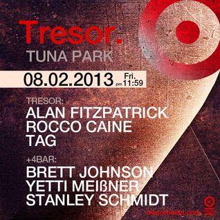 Rocco Caine @ Tresor Berlin 2013-02-08