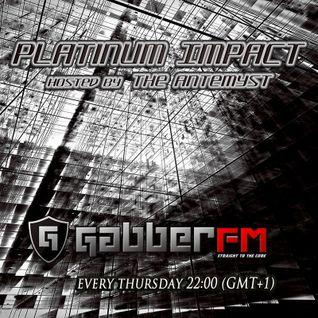 The Antemyst - Platinum Impact 11 (Gabber.FM) 31-05-2012