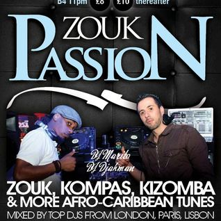 Back to the Real Zouk with Dj Pat & see you the first friday of May @Vox with Dj Marito & Dj Djahman