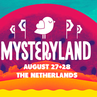 Endshow on Saturday @ Mysteryland 2016 - Q-dance stage