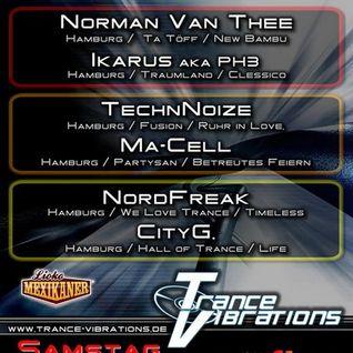 Trance Vibrations Club - 2010/03