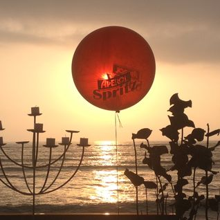 Abe Borgman - Live Broadcast from CALA Restaurante @ Lima, Peru
