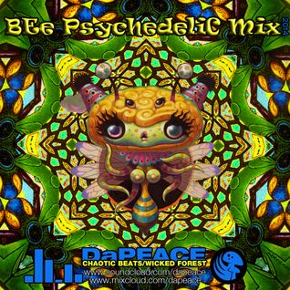 DaPEACE - BEe Psychedelic (2014)