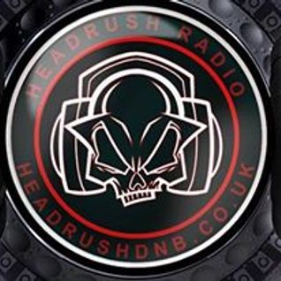 SkorpZ live on Headrush DnB 22/09/2015