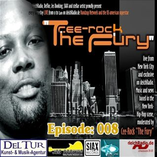 !HANDZUP! NETWORK & CEE-ROCK ''THE FURY'' show on DeichRadio.de (Episode: #008) [05-15-10]