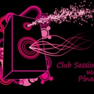 Pinaa - Club Sessions 2011