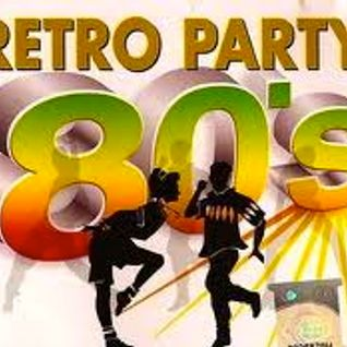 80'S RETRO MIX - DJ MARK MARTIN