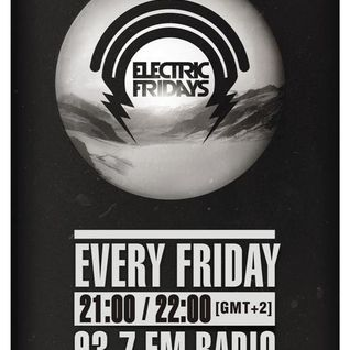 Elias Kwnstantinidis live [at] Electric Fridays 93,7 Radio Proini(Hosted by Nikko Mavridis)25/01/13