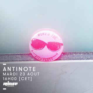 Antinote Show avec Iueke - 23 Août 2016