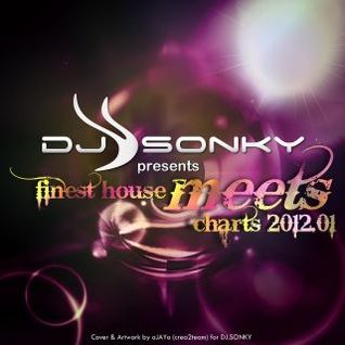 Finest of VocalHouse meets Charts 2012/ 1