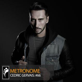 Metronome: Cedric Gervais