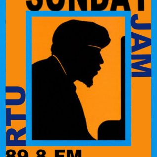 Sunday Jam n°17-Kon tiki (James Stewart for RTU 89.8fm)