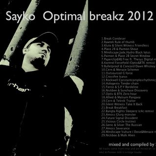 Sayko - Optimal Breakz 2012