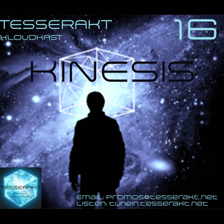 Tesserakt Kloudkast 16 mixed by Kinesis