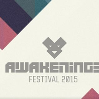 Nicole Moudaber - live at Awakenings 2015, Day 2 Area X, Amsterdam - 28-Jun-2015