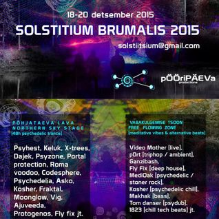The Sounds Of Pacilistrica (December 2015) - Mix for Solstitium Brumalis (Winter 2015)