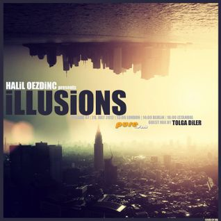 Halil Oezdinc - ILLUSIONS 007 (July 27 2012 ) @ Pure Fm