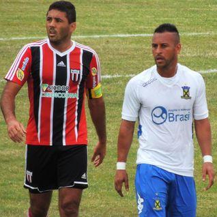 Santo Andre 1 x 1 Botafogo - 1º partida da Final da Copa Paulista 2014 - STI