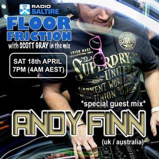 Guest Mix on Radio Saltire - April 18th 2015
