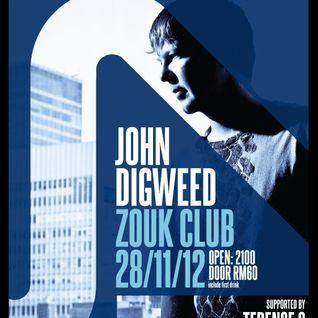 Ohrwurm pres. Alam & Victor G (warmup for John Digweed) @ Zouk KL -28Nov2012