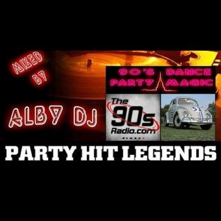 Party Hit Legends #53 - The Best 90's Hits Songs