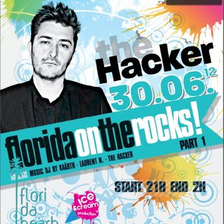 LAURENT N. LIVE DJ SET @ FLORIDA ON THE ROCKS!