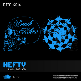 DTMIX014 - Hefty [London, ENGLAND]